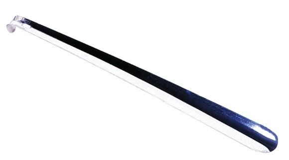 Metal Shoe Horn - 42cm Long