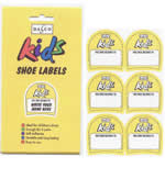 Dasco Kids Shoe Labels
